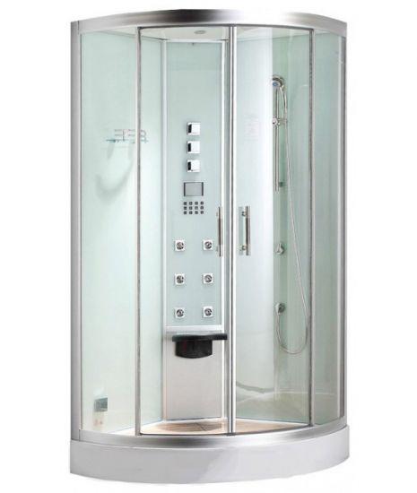 Душевая кабина Eago DZ951F8 белое стекло